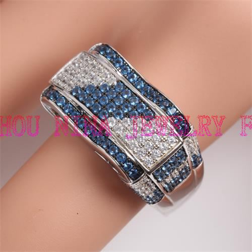 wholesale UK style silver band for man from China factory